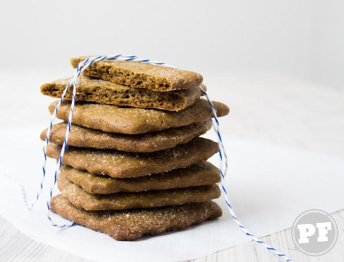 Graham Crackers (Bolacha Graham)