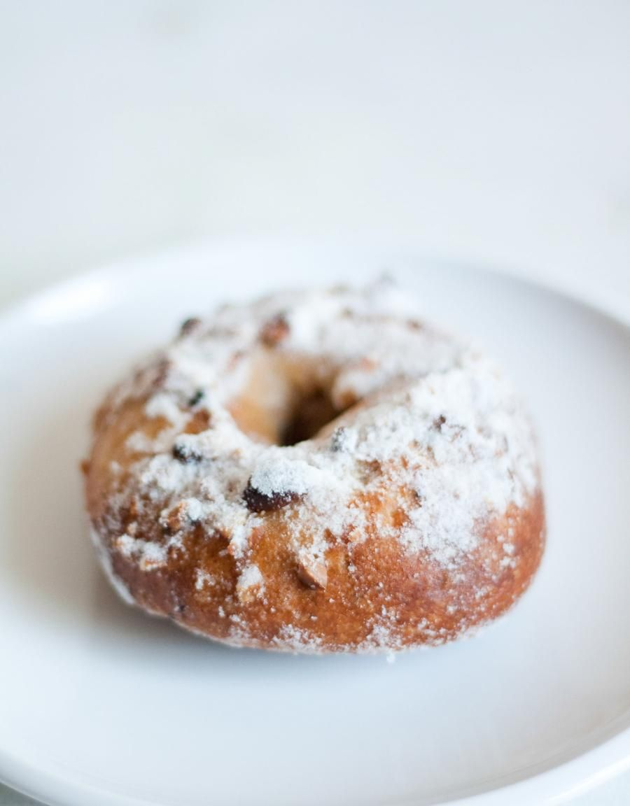 Donuts Assado de Canela e Cardamomo