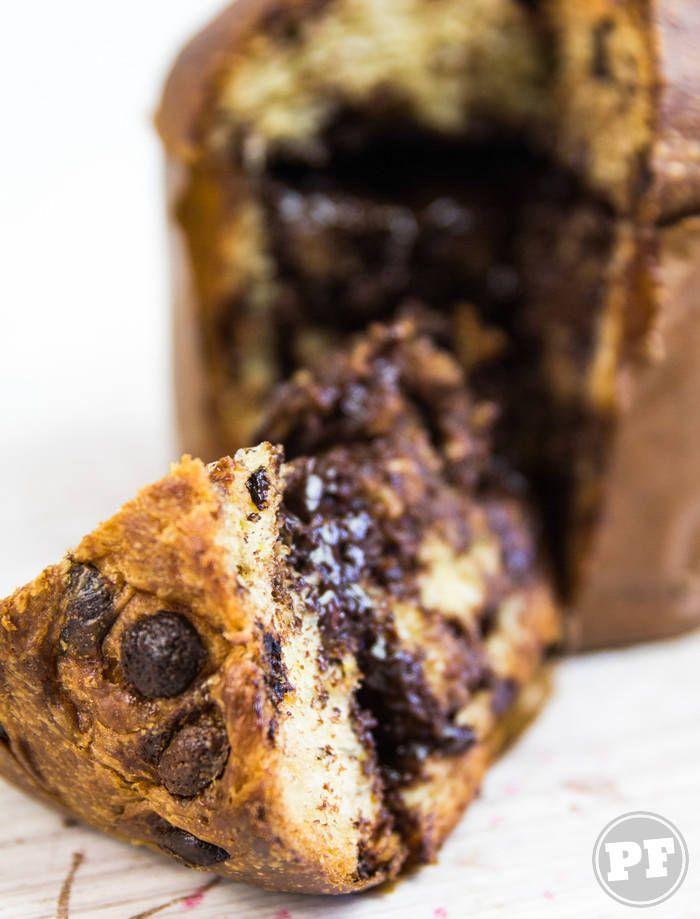 Chocotone: Panetone de Chocolate Tradicional e Recheado