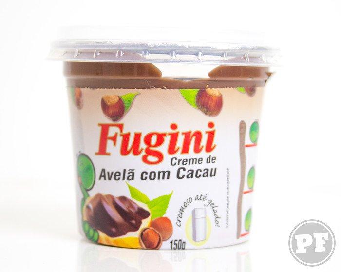 Batalha de Nutella: Fugini por PratoFundo.com