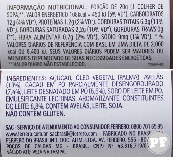 Batalha de Nutella: Nutella por PratoFundo.com