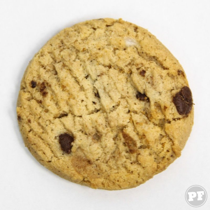 Garoto Cookie Original visto de frente
