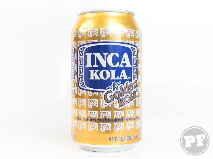 Inca Kola: The Golden Kola