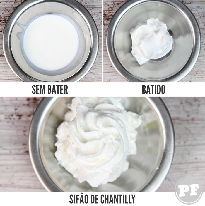O que é Creme Vegetal e Mistura tipo Chantilly? Chanty Mix Amélia vs. Nestilly Nestlé