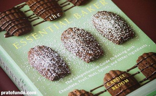 """Resenha: """"The Essential Baker"""" de Carole Bloom"""