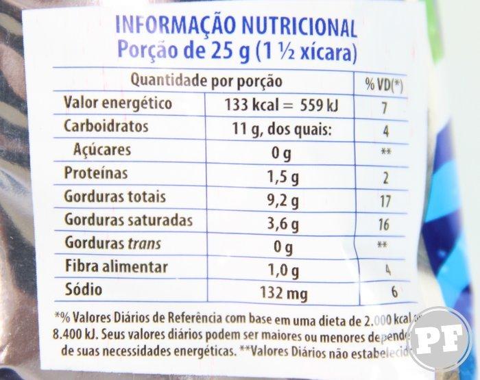 Ruffles Limão por PratoFundo.com