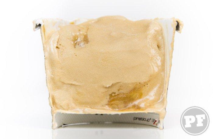 Sorvete Gelato Caramello Salato (Caramelo Salgado) da Nestlé por PratoFundo.com