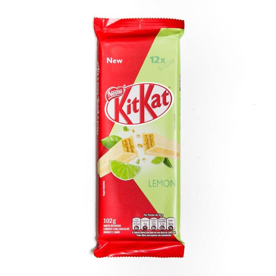 Kit Kat Limão