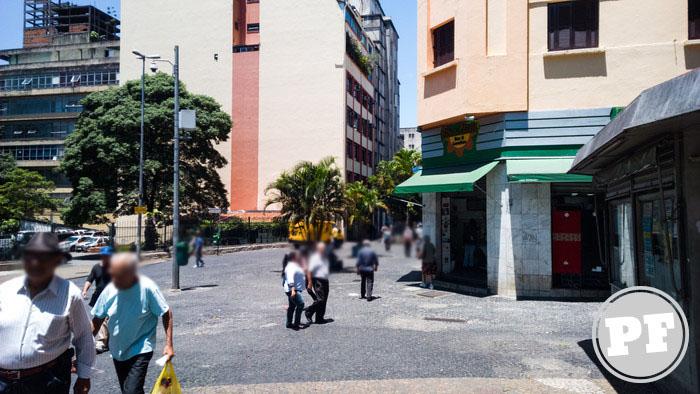 Rua Silveira Martins - Começo da Rua