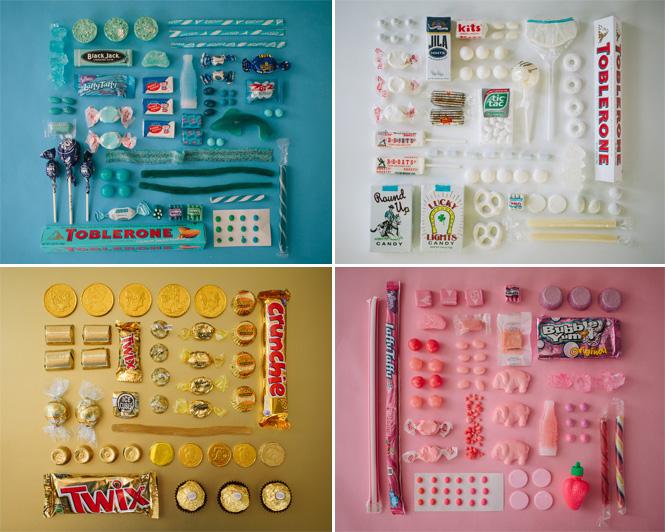 Sugar Series de Emily Blincoe