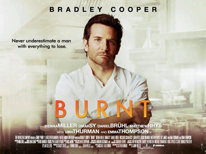 """""""Burnt"""": Bradley Cooper encarna Chef de Cozinha"""