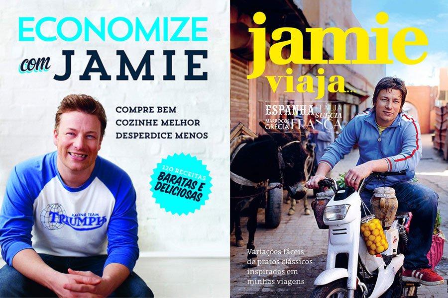 Xepa: Festa de Livros do Jamie Oliver
