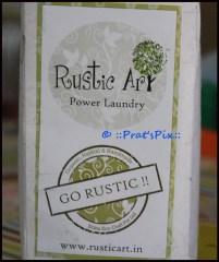 Rustic Art - Power Laundry