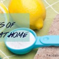 Clean your home with Lemons