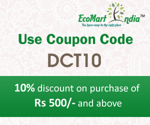 Ecomart India – My shopping experience {Brand Review}