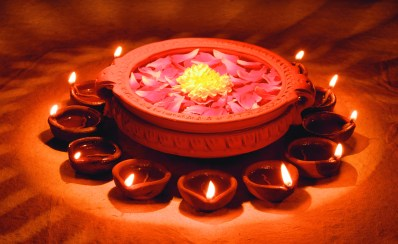Five ways to celebrate a green Diwali