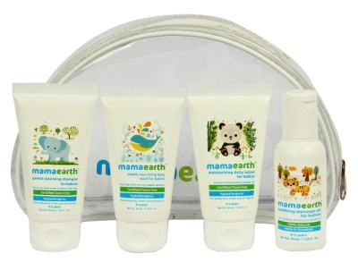 Mamaearth Travel Essentials Kit
