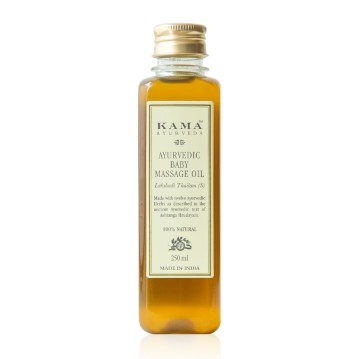 Best massage oils for your baby