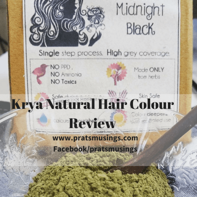 how to use krya hair color