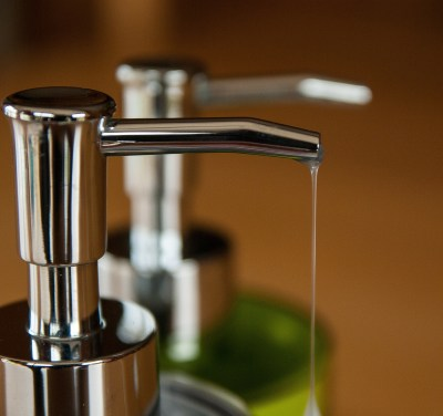 foaming hand soap