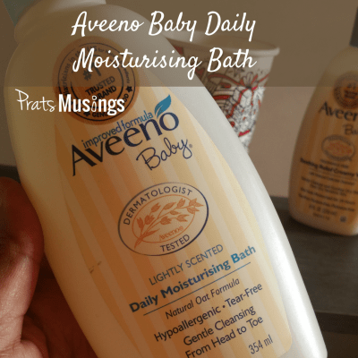 Aveeno Baby Products Review