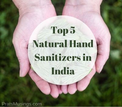 Best Natural Hand Sanitizers in India
