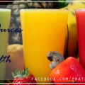 Juices for health