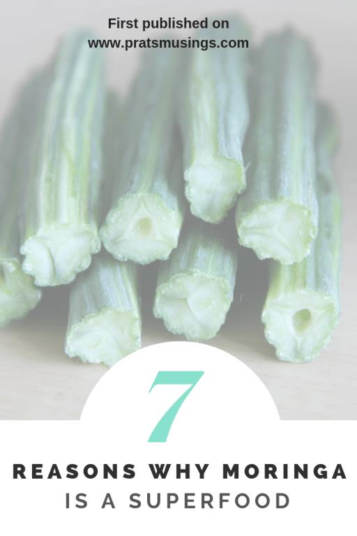 Reasons why Moringa is a Super Food