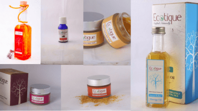 Ecotique products – Brand Focus