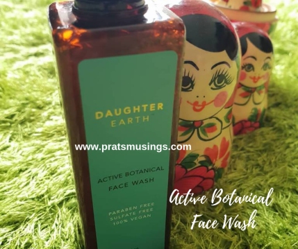 Daughter Earth Products Review
