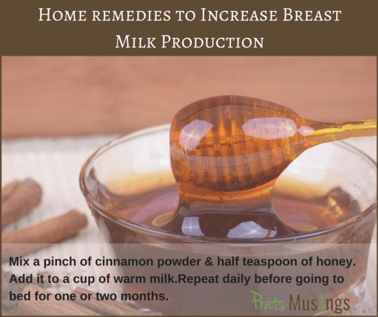 Increase Breast Milk Production
