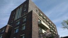 Neuferts Designed Apartment Block