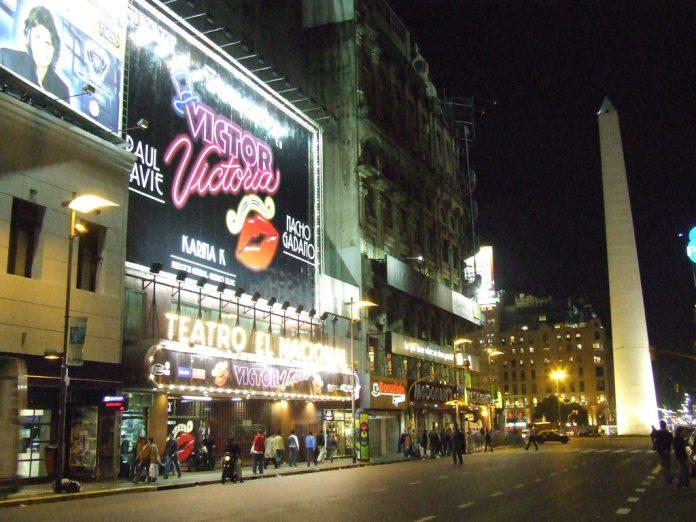 teatro buenos aires avenida corrientes