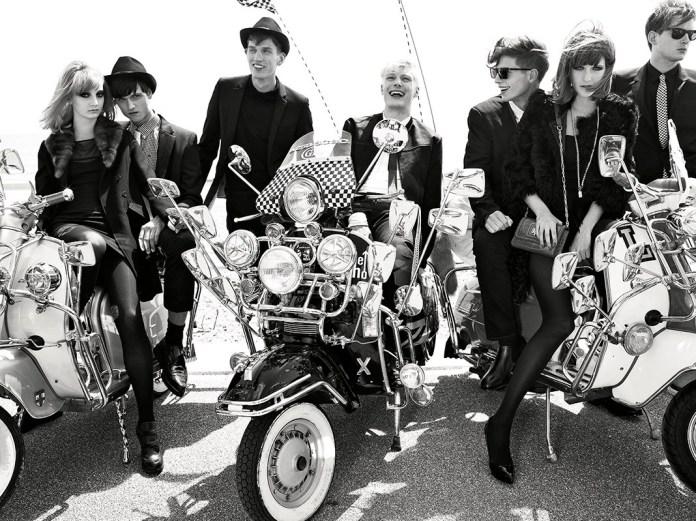mods, movmiento mod, años 50, londres, tribu urbana