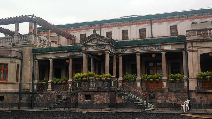 Casa de Antonio Rivas Mercado