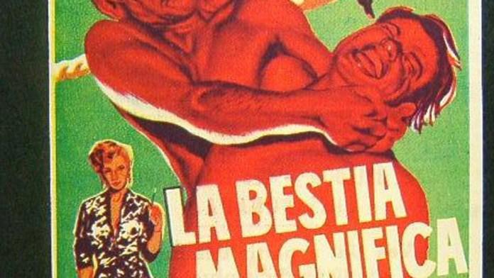Cine de luchadores 1 (la bestia magnífica) (2)