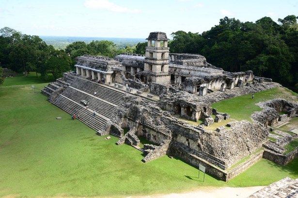 ciudades prehispánicas
