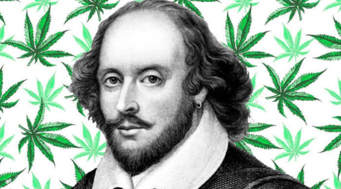 shakespeare cannabis