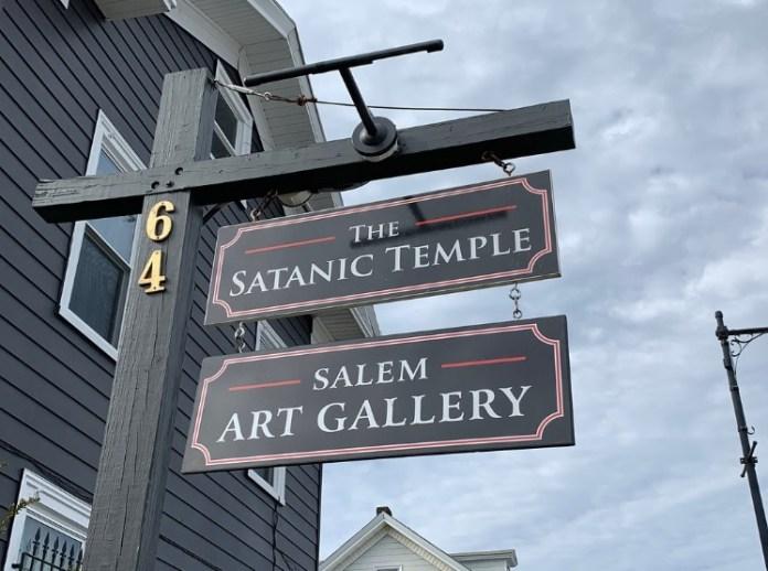 satan temple salem