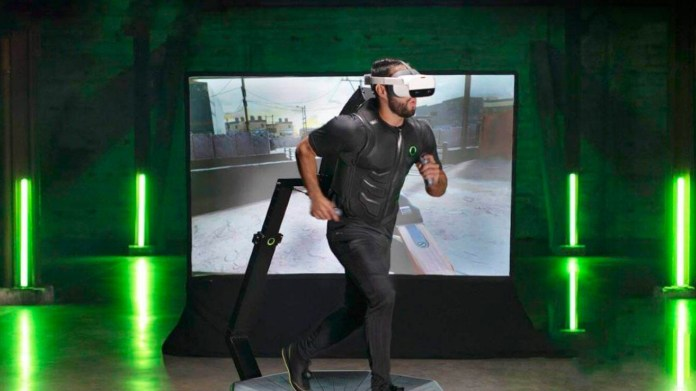 Omni One, dispositivos, Steven Spielberg, Oasis, Ready Player One, Virtuix, Call of Duty, Fornite, videojuegos, gamer, 2020