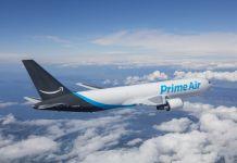 amazon, flota de aviones, amazon compra 11 aviones, aviones delta y westjet,