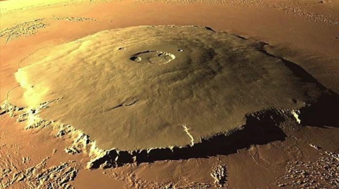Imagenes Reales de Marte principal 1
