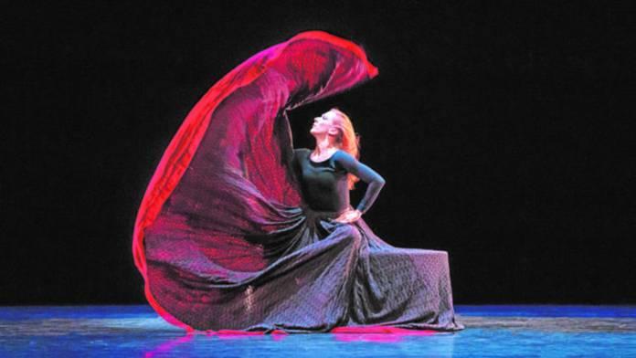 martha graham, picasso de la danza, arte contemporaneo, bailarina