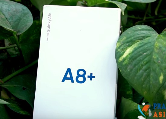 Review of Samsung A8 Plus