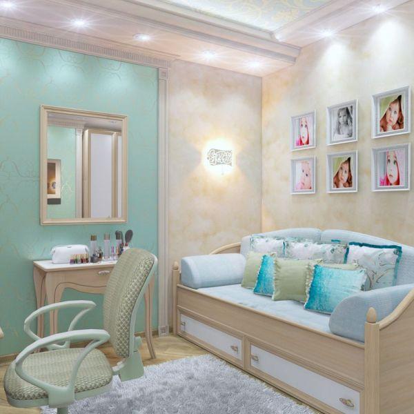 Детская комната для двоих детей: делим пространство на ...