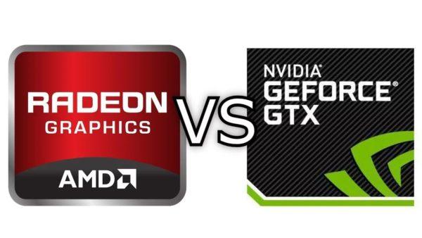Nvidia GeForce و AMD Radeon