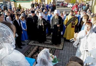 Архиереи Луганщины возглавили торжества по случаю 75-летнего Юбилея Луганской епархии