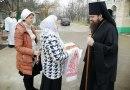 Викарный епископ возглавил престольное торжество в храме пос. Ольховая