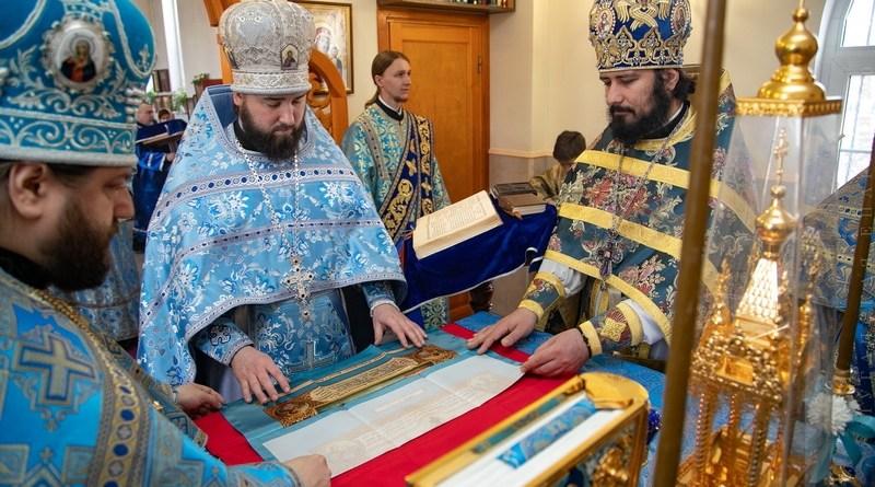 Луганский храм отметил Престольный праздник