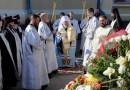 Владыка Митрофан помолился об упокоении новопр. митрополита Иоанникия